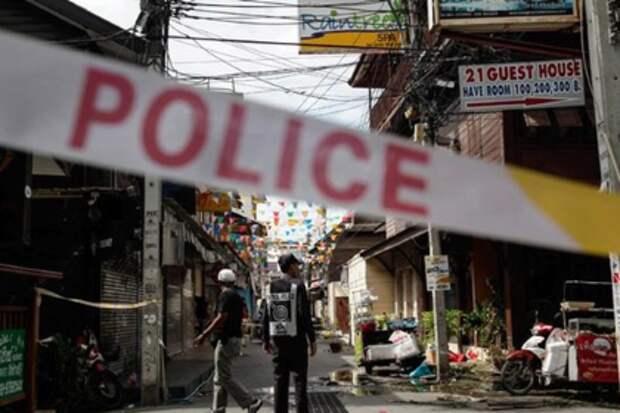 На юге Таиланда в провинции Ялла прогремели взрывы