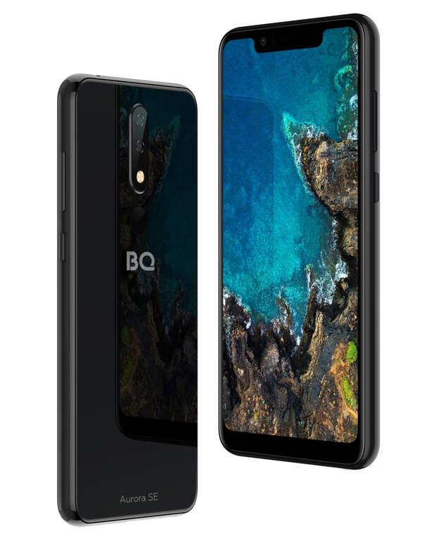 Смартфон BQ Aurora SE для наших читателей