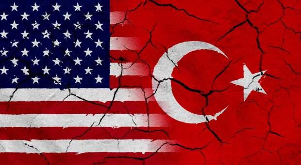 Химическая провокация боевиков в Сирии – сговор между Турцией и США