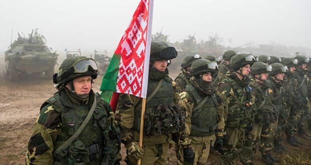 Военный кулак Белоруссии остудил пыл подстрекателей майдана из ЕС