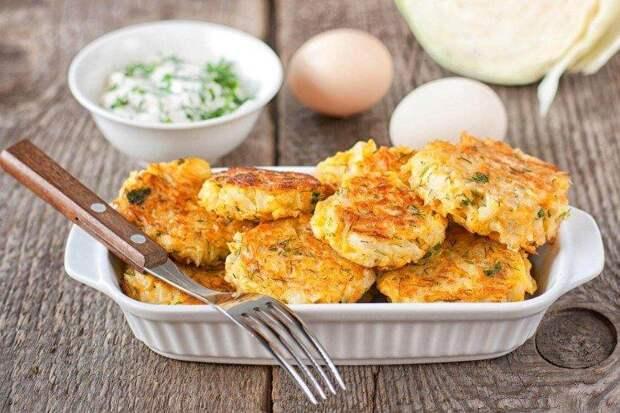 15 рецептов капустных котлет для тех, кто хочет приготовить что-то вкусненькое