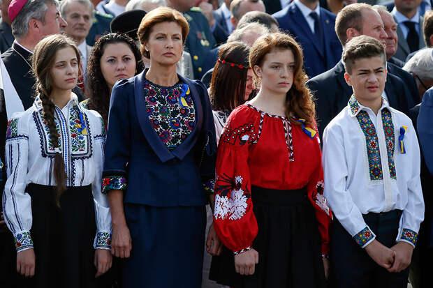 Сегодня Украина отмечает День вышиванки!