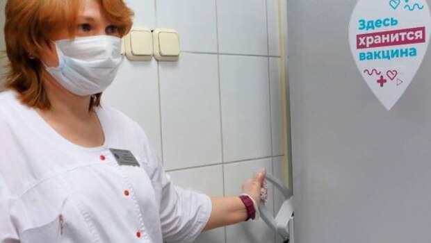 Собянин объявил об открытии 4 декабря электронной записи на вакцинацию