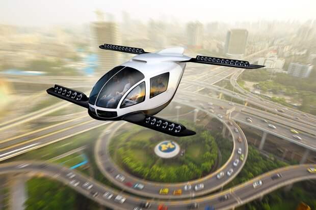 Летающие такси против гиперзвука - Америка расставляет смешные приоритеты