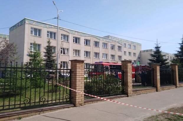 Эксперт пояснил, почему «Безопасный город» не распознал оружие у Галявиева