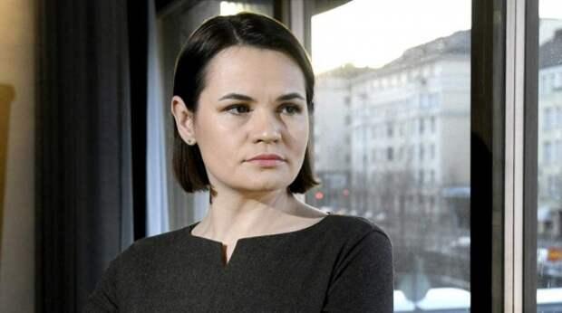 Тихановская выступила за переговоры с властью Белоруссии