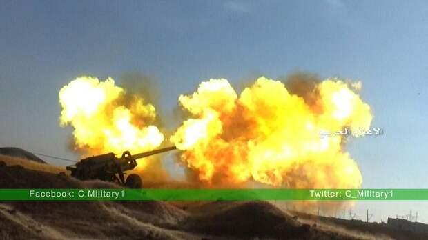 Сводка боевых действий в Сирии 29 09 2020