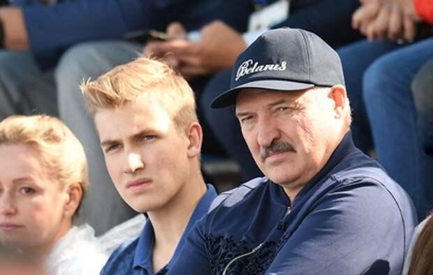 Президентом Николаю не быть: Лукашенко высказался о судьбе сына-оппозиционера