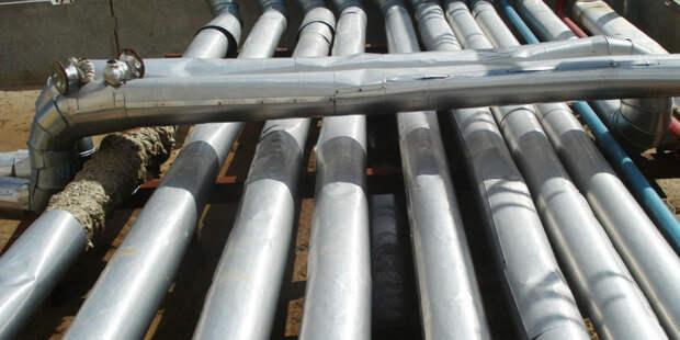На нефтепроводе в ЯНАО произошла утечка нефти