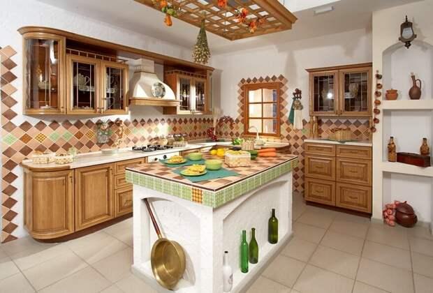 С чего начать выбор кухни? Планировка.