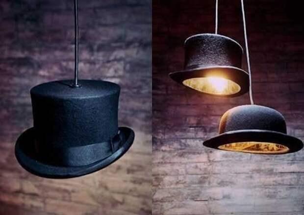 Если б шляпник стал электриком