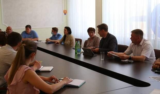 Основные проезды в микрорайоне Столичный передали Ижевску
