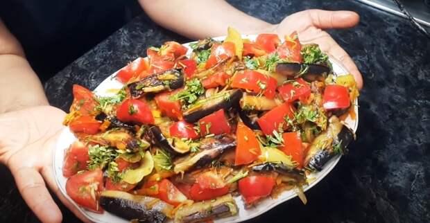 Баклажаны по-армянски готовлю за 10 минут. Проверенный баклажановый рецепт: съедают мгновенно