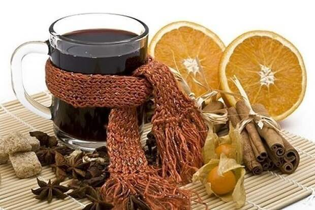 10 лучших целебных напитков от простуды, изображение №1