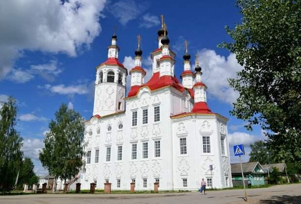 Достопримечательности Северо-Западного федерального округа России