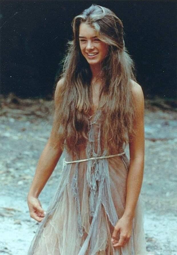 Брук Шилдс - Голубая лагуна (1980) Голливуд., Лица с экрана, кинематограф