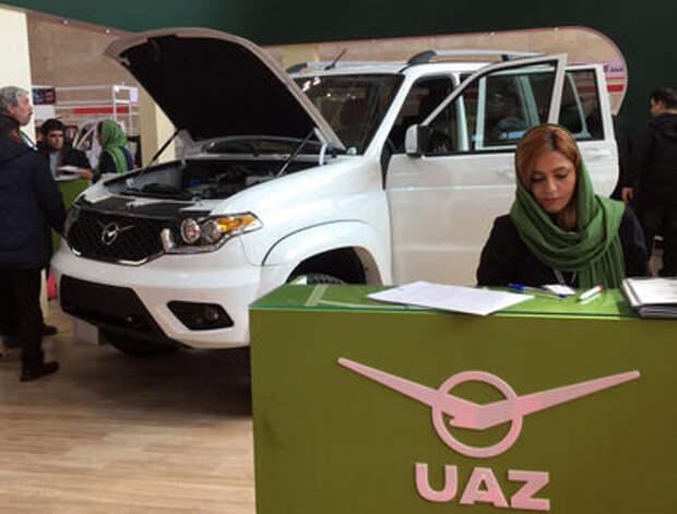 УАЗ планирует к 2020 году экспортировать почти треть автомобилей