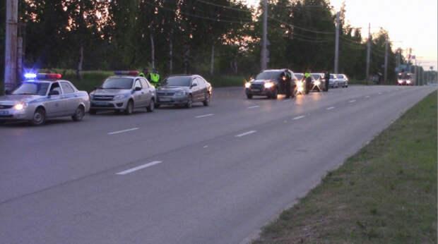 С начала года на дорогах Ижевска задержали почти 800 водителей с признаками опьянения
