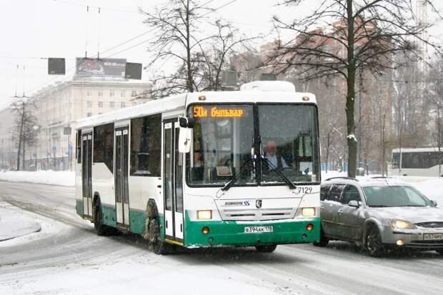 С утра в автобусе все ехали в абсолютной тишине…