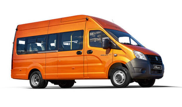 Стартовали продажи микроавтобусов ГАЗель NEXT