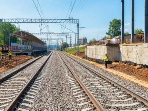 В Самарской области электричка сбила двух железнодорожников