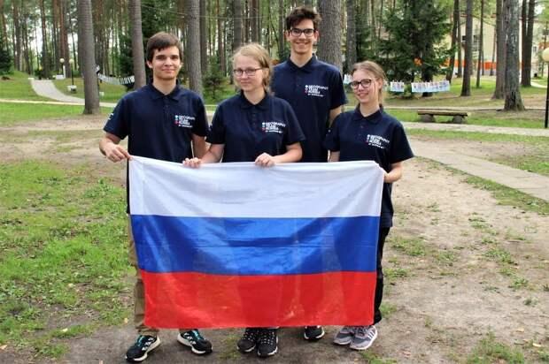 Российские школьники завоевали четыре медали на Международной географической Олимпиаде