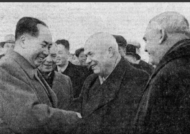 За 3 года до разрыва. Мао в СССР 1957-го года