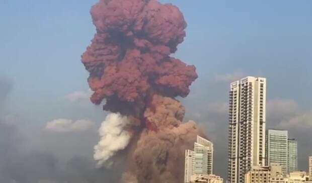Взрыв вБейруте подбросил цены нанефть
