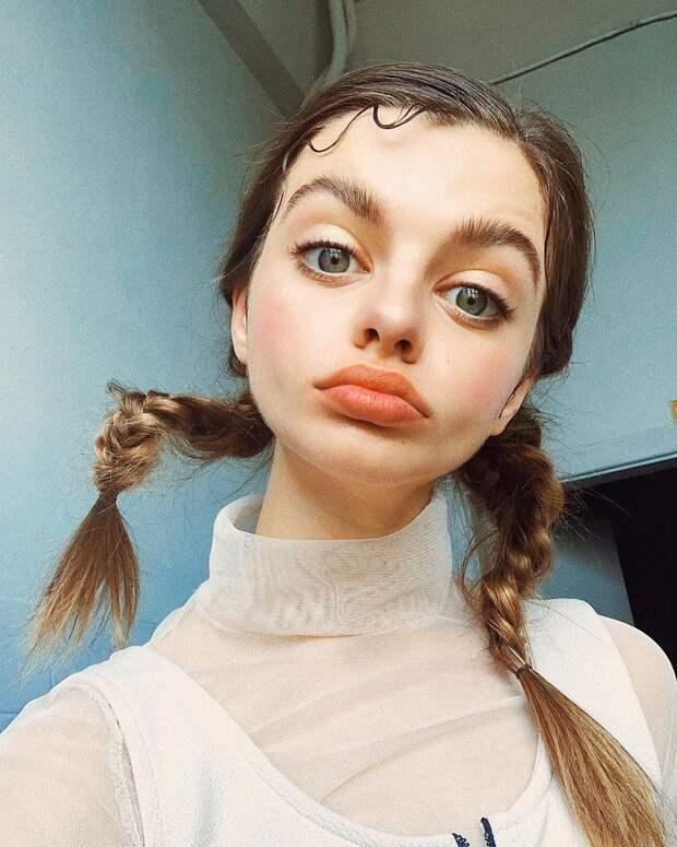 Блогерша изУкраины покорила интернет невероятно большими глазами. Иэто нефотошоп