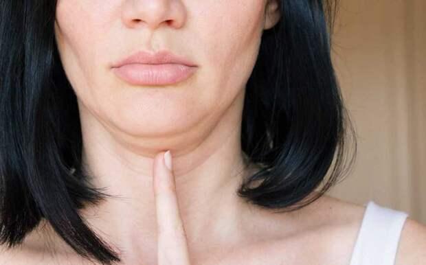 Как быстро избавиться от двойного подбородка: советы и лайфхаки