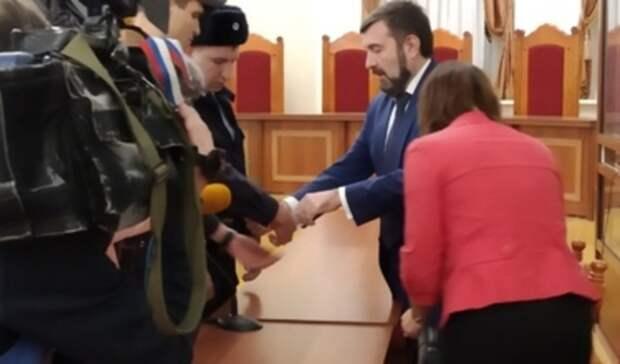 Досрочно освободили: нижегородский политтехнолог Сергей Воронов вышел изколонии