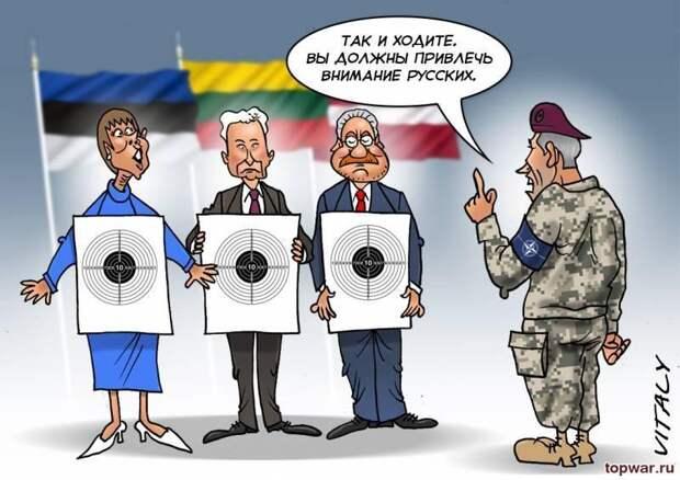 Запад плюнул в Лукашенко Латвией. Потому что её никому не жалко