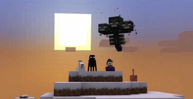 Обновление Minecraft 1.17.1 пре-релиз 1