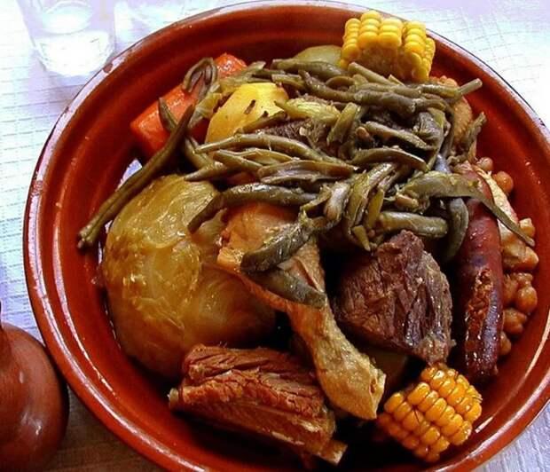 Канары, Тенерифе: кухня, завещанная гуанчами