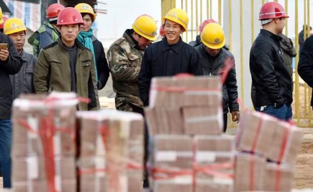 Россия превращается в «китайскую фабрику»