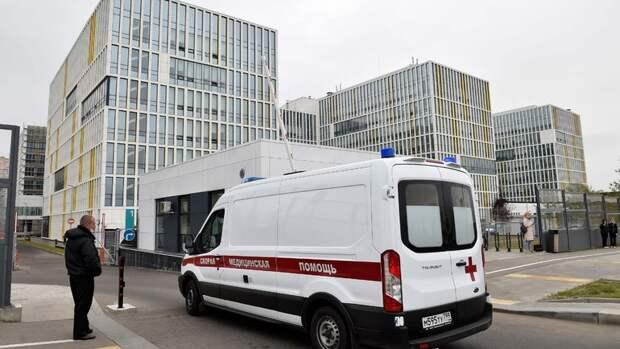 ВРоссии засутки выявлено 17 594 новых случая коронавируса