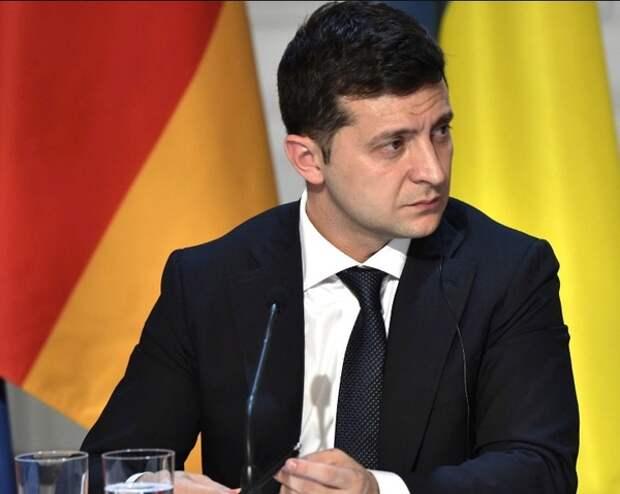 Зеленский прокомментировал отзыв посла Грузии на Украине из-за Саакашвили