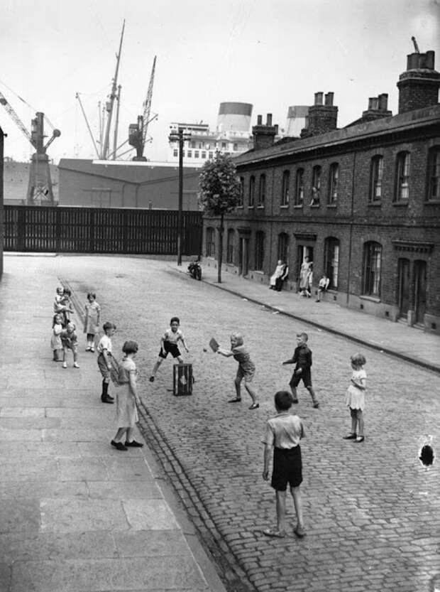 Этот безумный, яркий Лондон начерно-белых фотографиях 1930-х годов