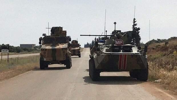В тактике противостоянии США и России в Сирии замечены изменения