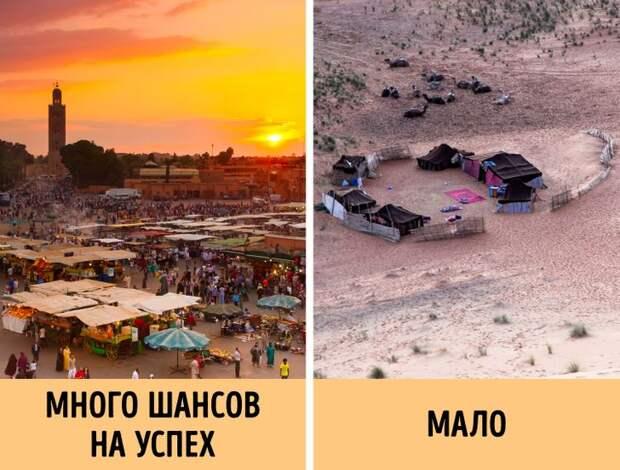 13 удивительных особенностей жизни в Марокко