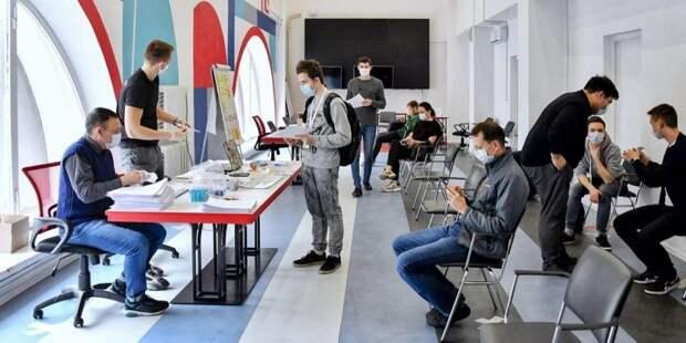 Собянин наградил волонтеров – участников акции #МыВместе