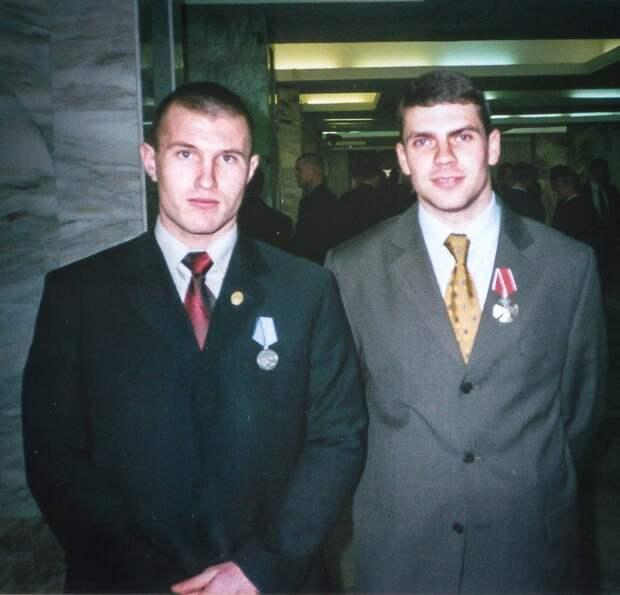 Герой Беслана Александр Петров.