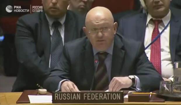 Смотрит на делегацию США