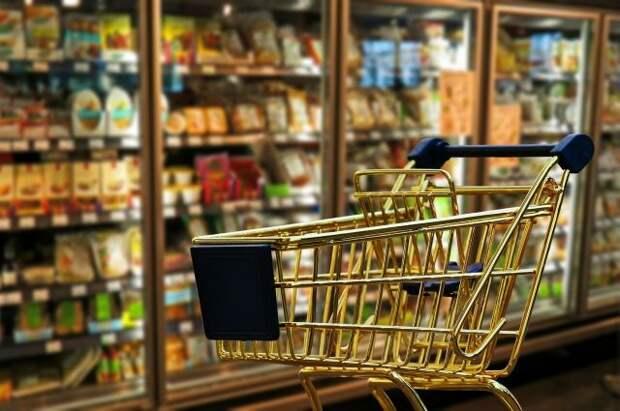 В Москве из продуктовых магазинов чаще всего воруют водку и коньяк