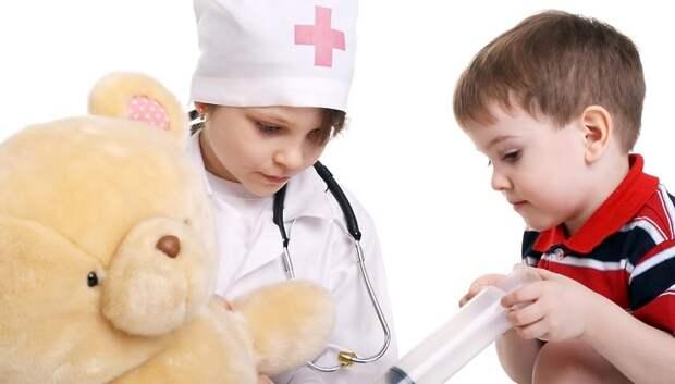 Около 50 «добрых комнат» создали в детских больницах Подмосковья