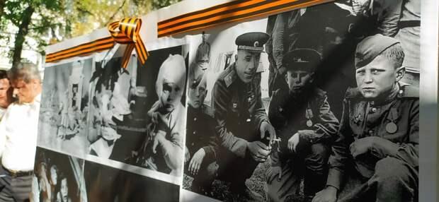 Инициативные крымчане сами устроили праздник для ветеранов ВОВ
