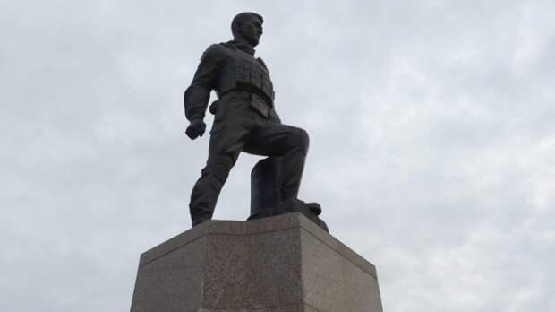 Памятник Александру Прохоренко в Оренбурге отремонтируют до конца года