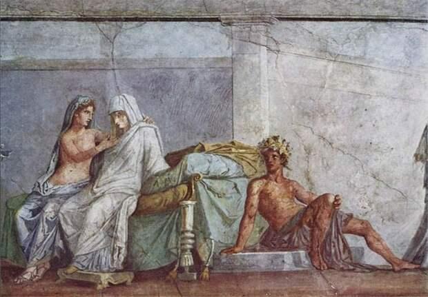 10 малоизвестных фактов о семейной жизни древних римлян