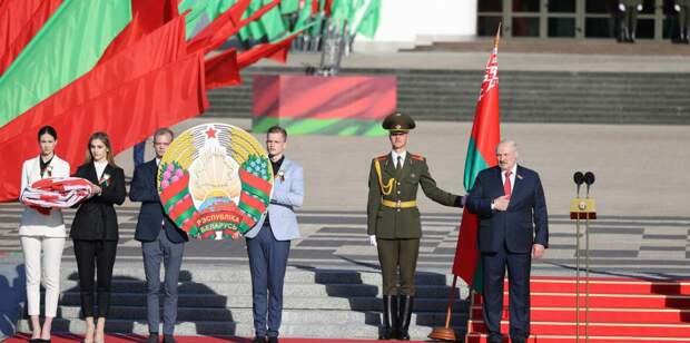 Лукашенко призвал путчистов прекратить беспорядки