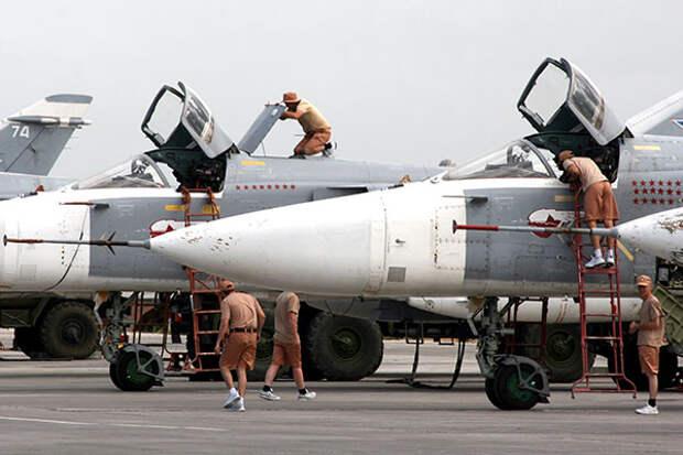 В Сирии поймали боевиков, следивших за российскими объектами